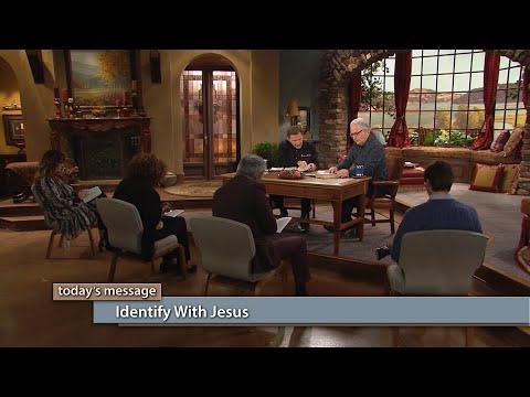 Identify With Jesus