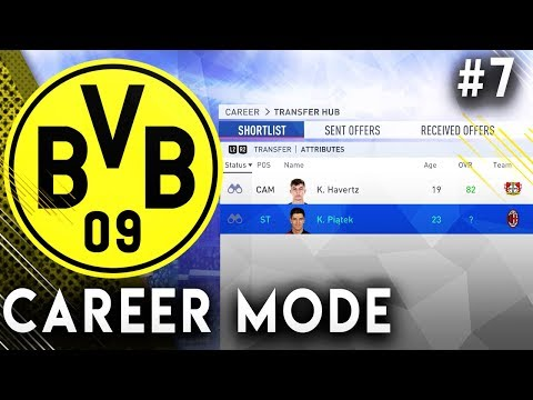 FIFA 19 Borussia Dortmund Career Mode EP7 - Transfer Window Opens!! Signing Karius?! 🤣