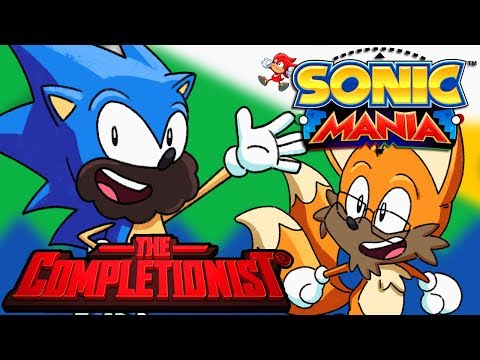 Sonic Mania: The Sonic Redemption | The Completionist - UCPYJR2EIu0_MJaDeSGwkIVw