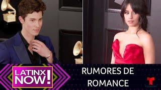 Camila Cabello y Shawn Mendes encienden rumores de romance | Latinx Now! | Entretenimiento