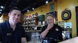 Rick King, Owner of 21 Degree Cigar Lounge