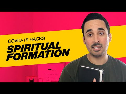 VOUS COVID-19 HACKS  How to read your Bible with Adrian Molina