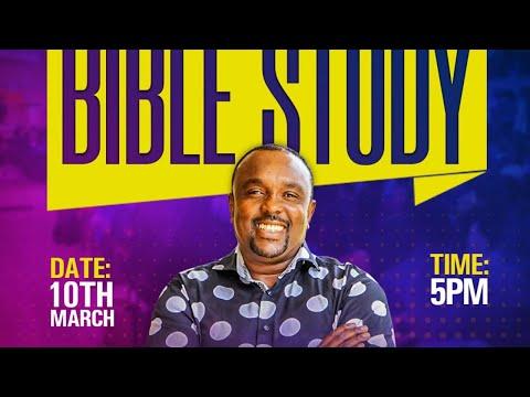 Bible Study  JCC Parklands Live Service - 10th March 2021.