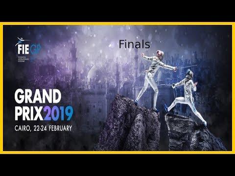 Women's Sabre Grand Prix Cairo 2019 Finals