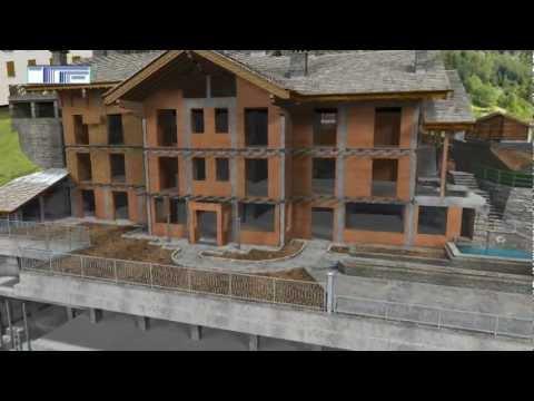 costruzione Laida Weg Hotel