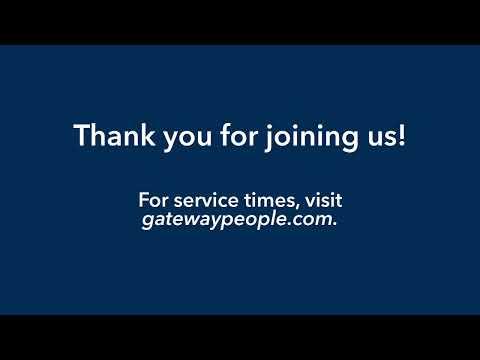 Gateway Church Live  Presbytery Services  June 8