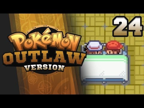 THE END!??! - Pokemon Outlaw Version Nuzlocke Part 24 GBA ROM Hack - default