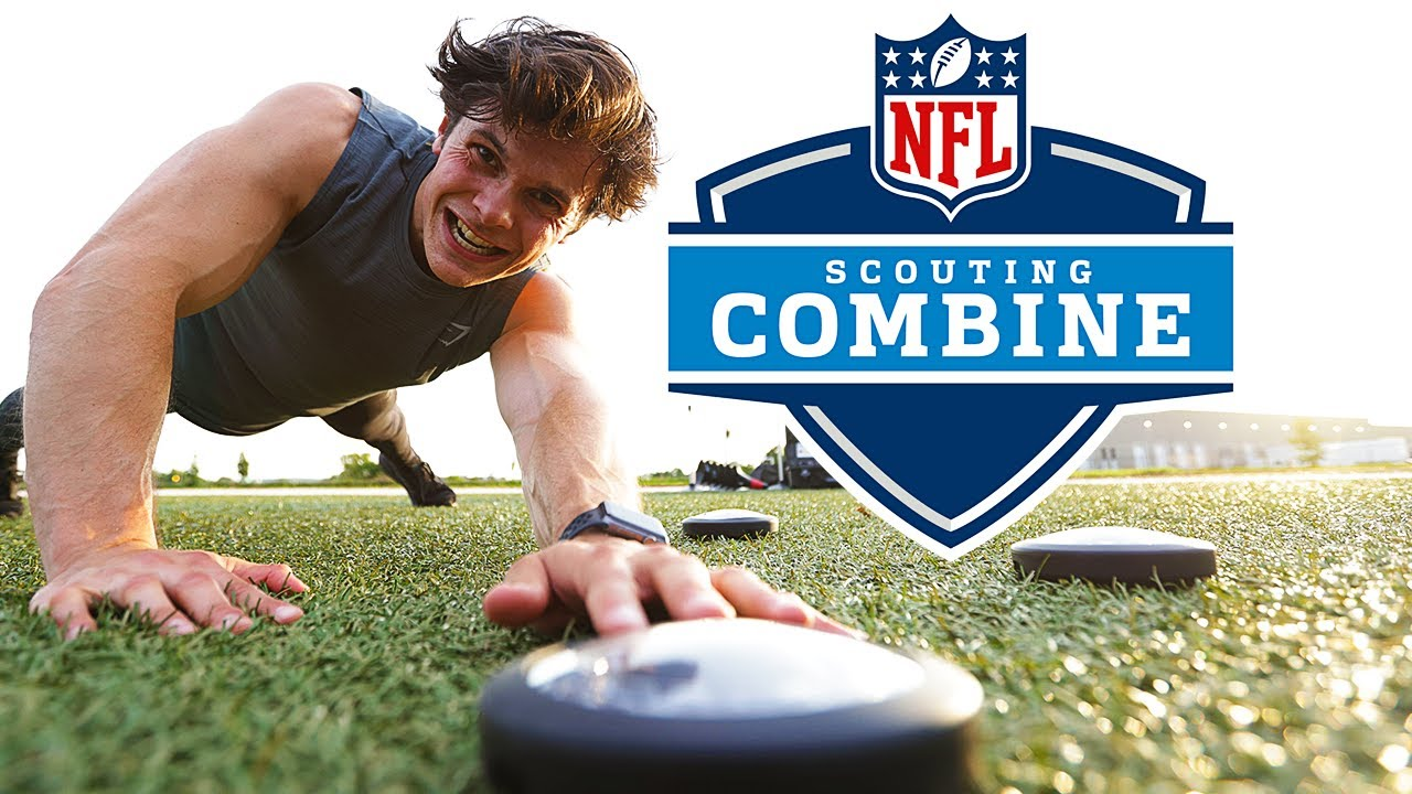 4 Events, Winner Goes To The NFL | Agility & 40 Yard Dash Challenge
