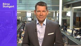 Marktbericht: Entspannungssignale geben Auftrieb -  Chinadaten bremsen   Börse Stuttgart   Aktien