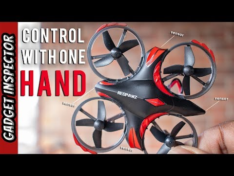 RedPawz R012 Full Review | Infrared Sensing Drone - UCMFvn0Rcm5H7B2SGnt5biQw