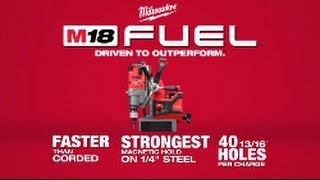 Akutoitel magnetpuurpink Milwaukee M18 FMDP-0C - aku ja laadijata