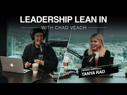 Leadership Lean In with Pastor Chad Veach and Tanya Rad