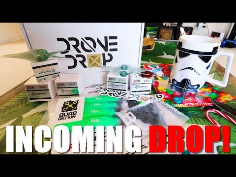 Drone Drop Unboxing & Review - [Monthly Drone Goodie Box Subscription  Service] - UCVQWy-DTLpRqnuA17WZkjRQ