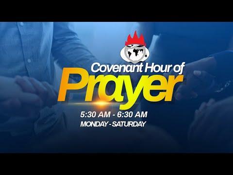 DOMI STREAM: COVENANT HOUR OF PRAYER  6, APRIL 2021.