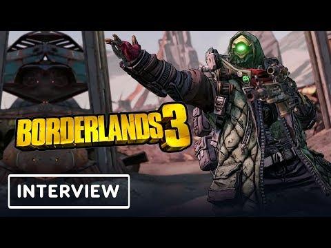 Borderlands 3 Dev Talks Number of Guns, Cheating, & More - Gamescom 2019 - UCKy1dAqELo0zrOtPkf0eTMw