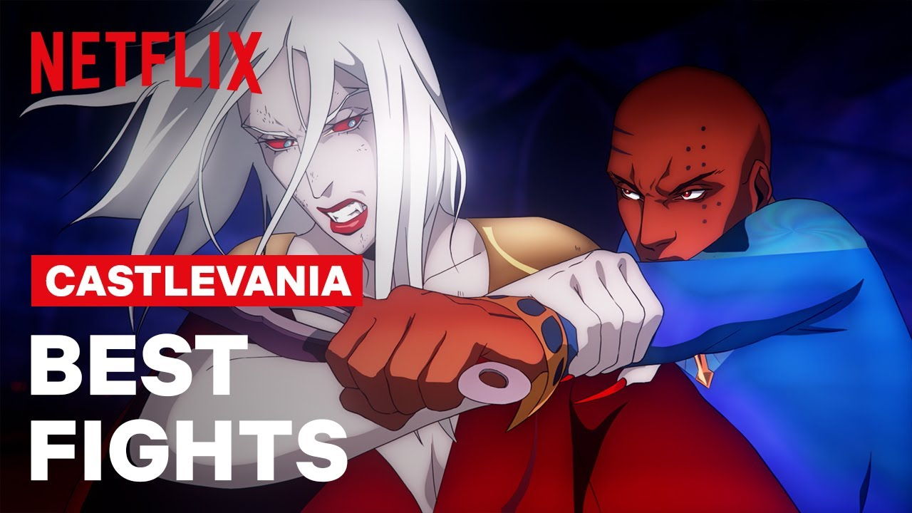 The 10 Best Fights of Castlevania   Netflix