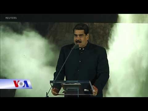 Maduro: Venezuela đã hội đàm bí mật với Mỹ (VOA)