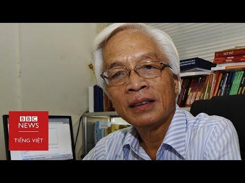 Vụ GS Chu Hảo bỏ Đảng Cộng sản Việt Nam - BBC News Tiếng Việt