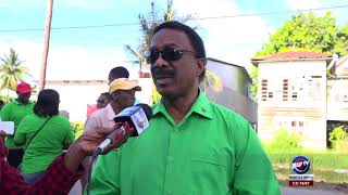JAGDEO TO SEEK INTERNATIONAL SANCTIONS IF GOV'T DELAYS ELECTION FURTHER
