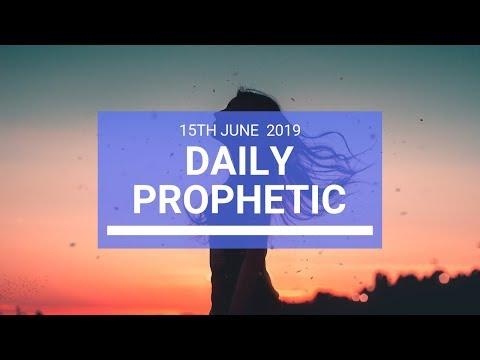 Daily Prophetic   June 15 Word 3