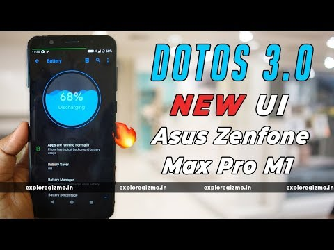 NEW DOT OS 3 0 Pie - Awesome new UI Custom Rom - Asus Zenfone Max