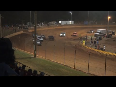 Modified Street at Lavonia Speedway June 18th 2021 - dirt track racing video image