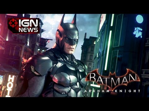 "Batman: Arkham Knight is Rated ""M"" - IGN News - UCKy1dAqELo0zrOtPkf0eTMw"