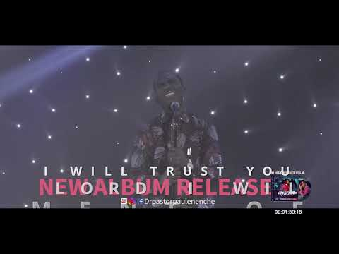 NEW ALBUM RELEASE - I WILL TRUST YOU - COMING SOON!