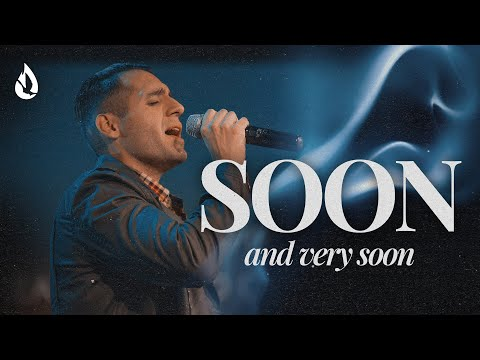 Soon (And Very Soon) Worship Cover by Steven Moctezuma