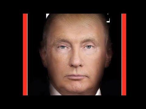 Tạp chí Time đăng hình bìa ông Trump và ông Putin trộn vào nhau