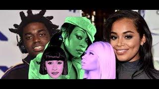 Nicki Minaj Talking about Shawna or Cardi B? Challenge Accepted? Kodak Black Trouble, Lauren London