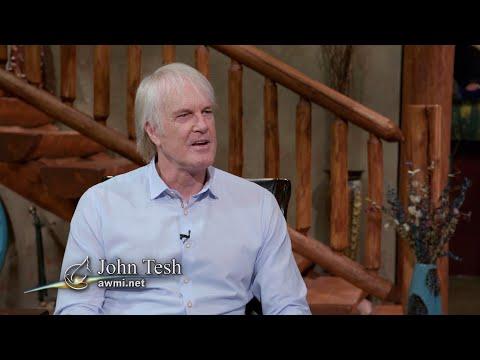 John Tesh Interview: Week 1, Day 2