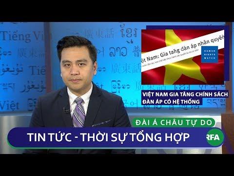 Tin nóng 24h 17/01/2019 | Việt Nam gia tăng chính sách đàn áp có hệ thống
