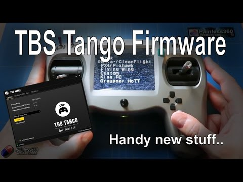 RC Quick Tip: Using TBS Tango as a USB controller for FPV simulators