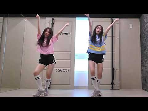 PRODUCE48 프로듀스48-내꺼야 (PICK ME) Dance cover by Sandy&Mandy (畫面加強版) - UCXIyz409s7bNWVcM-vjfdVA