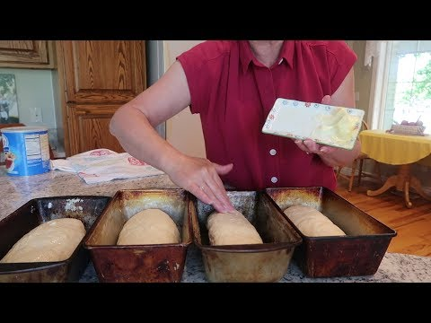 How To Make Bread, Step By Step Instructions