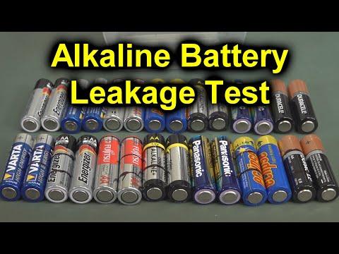 EEVblog #1274 - Long Term Alkaline Battery Leakage Testing - UC2DjFE7Xf11URZqWBigcVOQ