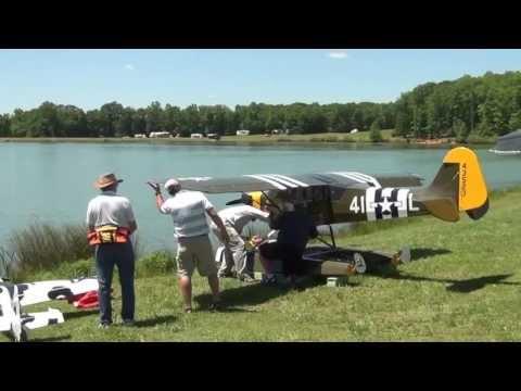 60% Piper L4 Cub on Floats - UCse-rLXmGNzrxEtM-lmII1A