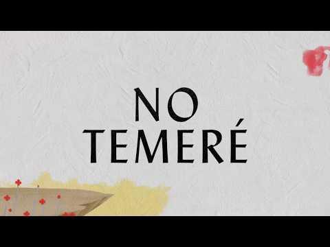 No Temer (Lyric Video) - Hillsong Worship