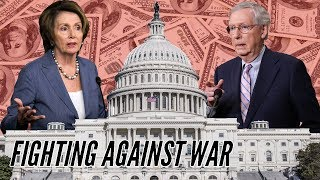 Congress Faces Off On Defense Spending: Passing the National Defense Authorization Act