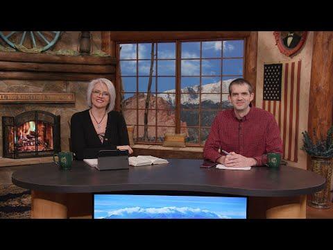 Charis Daily Live Bible Study: Prosper Anywhere - Daniel Bennett - February 26, 2021