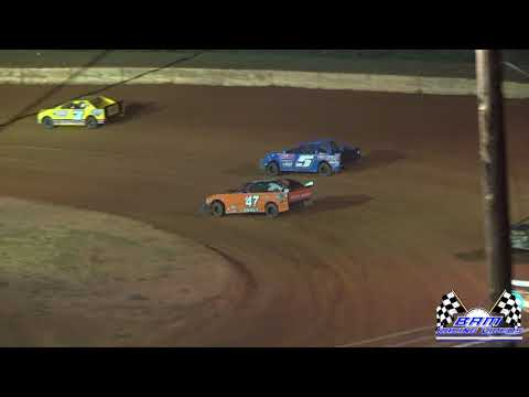 Pro 4 Feature #2 - Carolina Speedway 6/25/21 - dirt track racing video image