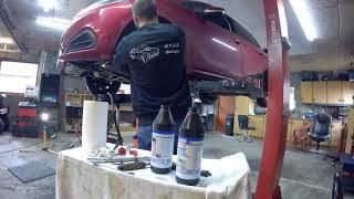 Sostituzione olio trasmissione Peugeot 208