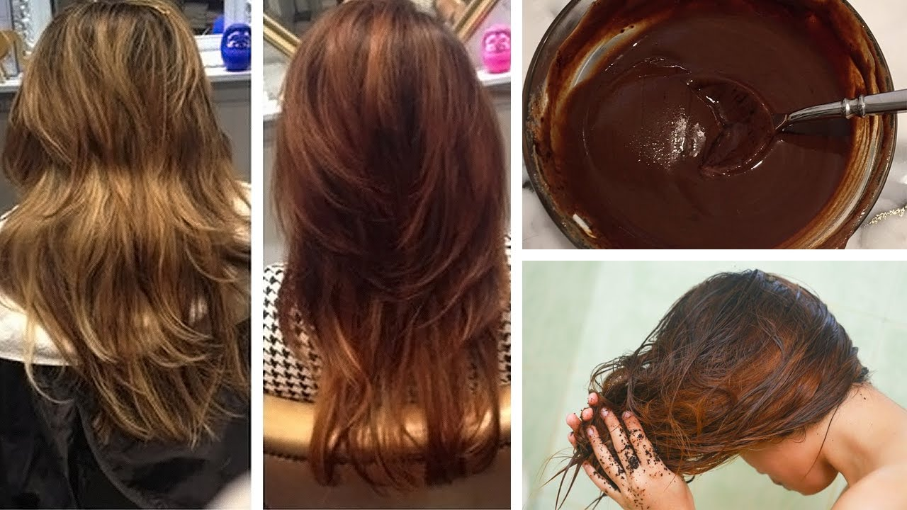 How to Dye Your Hair Naturally (with coffee) f-sport.lt
