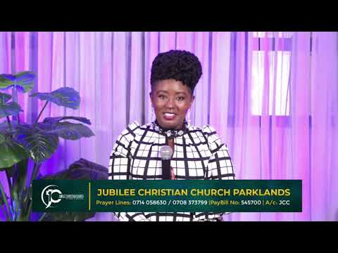 Jubilee Christian Church Parklands - Sunday Service -20th Sep 2020  Paybill No: 545700 - A/c: JCC