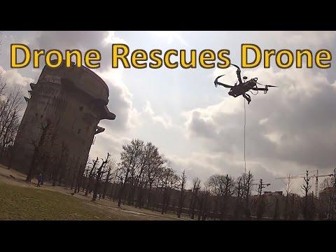 Epic FPV rescue of a Quadcopter Drone - UCQADfEFM9hhs94QumnouyyA