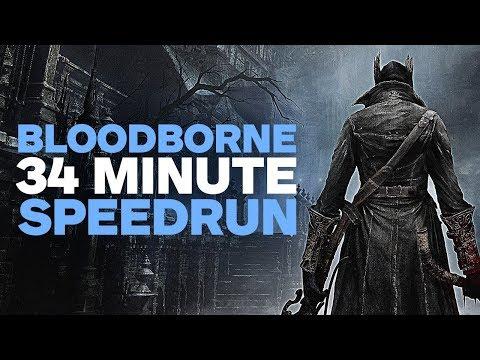 Bloodborne Speedrun in 34 Minutes - UCKy1dAqELo0zrOtPkf0eTMw