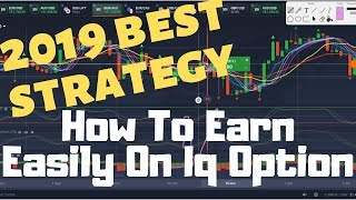 Iq Option Strategy for Beginners - 2019 Best Strategy