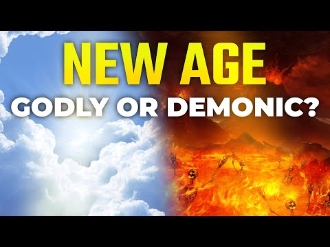 What Is The New Age? Is It Godly or Demonic?