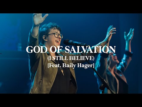 Corey Voss & Madison Street Worship - God Of Salvation (I Still Believe)  (Official Live Video)